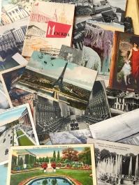 Postcard-Melange